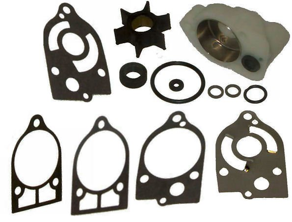 Water Pump Kit w Housing for Mercury-Mariner 30-70 HP replaces part number  46-60366Q 1 (TM3507)