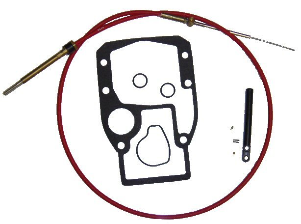 Shift Cable Assembly for OMC Cobra Sterndrive (TM2245)