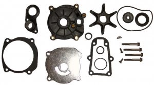 Comprehensive Water Pump Kit with Housing for Johnson/Evinrude 1976-78 (TM3393)