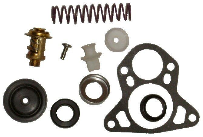 Thermostat Kit 143 Deg for Johnson/Evinrude V6 Crossflow (TM3674)