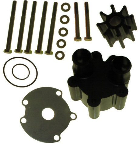 Sea Water Pump Kit with Housing for Mercruiser Bravo Replaces 46-807151A14 (TM3150)