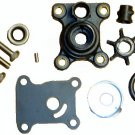 Water Pump Kit with Housing for Johnson Evinrude 9.9-15 HP 1974-Up (TM3327)
