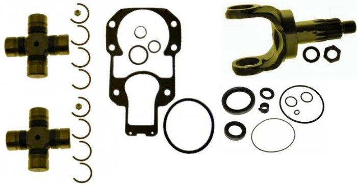 Complete Yoke Service Kit for Mercruiser Alpha, R, MR, #1 (832C)