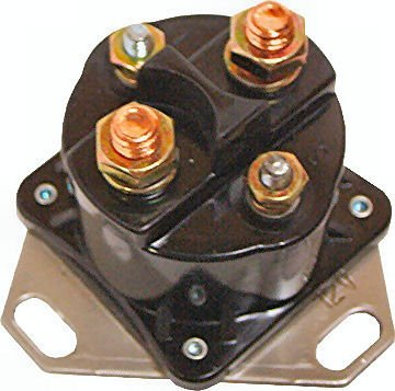 Marine Solenoid for Mercruiser, OMC, Volvo and Pleasurecraft (TM5801)
