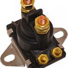 Trim Pump Solenoid Curved Base for Mercury Mercruiser 35-275HP replaces 89-96158T (TM5817)