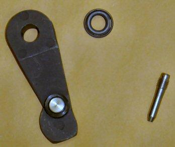 Bell Housing Shift Arm Kit for Mercruiser Alpha, #1, (TM2161K)