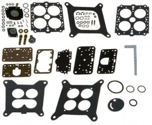 4BBL Carburetor Repair Kit for Holley 351 Ford 1970-1974 (TM7096)