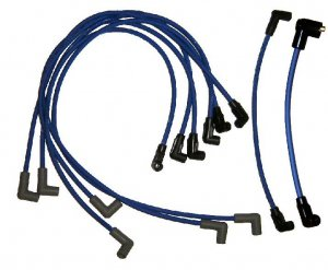 Spark Plug Wire Set for Mercruiser Thunderbolt and Delco EST V6 (TM8810)