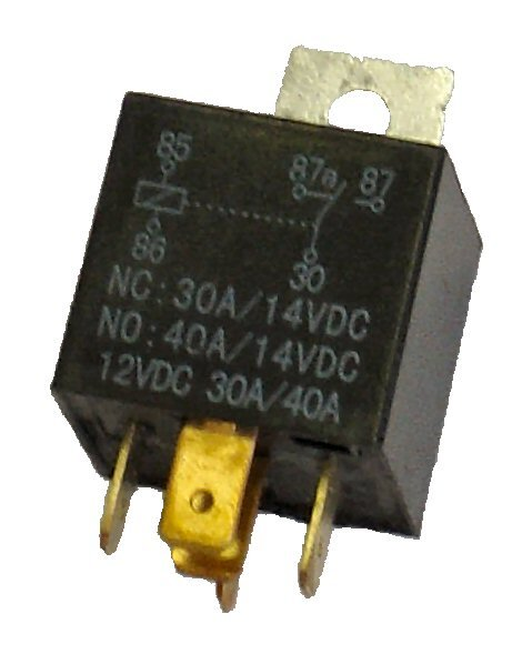 Power Trim Relay for OMC Sterndrive & VOLVO 5 Terminal - replaces 586224, 584416 (TM5705)
