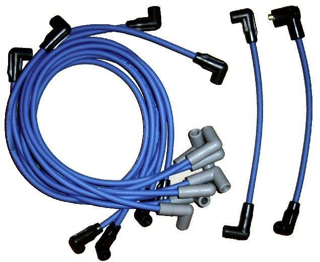 Ignition Wire Set for Mercruiser V8 Thunderbolt or Delco EST Replaces 816608Q61 (TM8804)