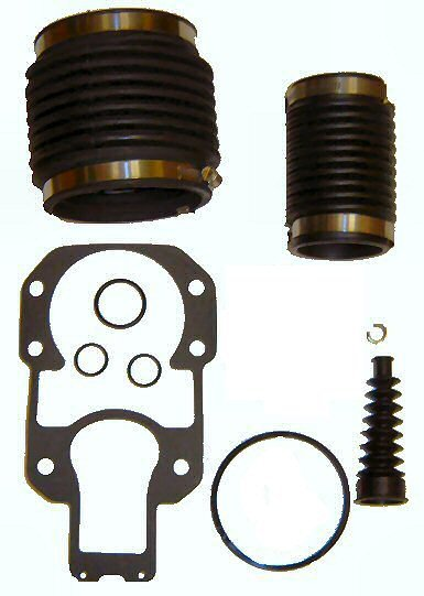 Bellows Service Kit for Mercruiser Alpha One, No. 1, R and MR Drives 1973-1990