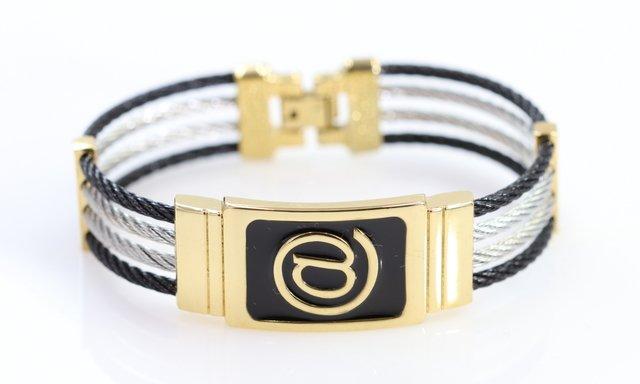Unisex gorgeous bracelet!!!! Ultra popular cable wire design