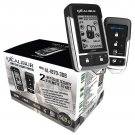 EXCALIBUR AL-1870-3DB Deluxe LCD 2-Way Vehicle Security &  Remote Start system