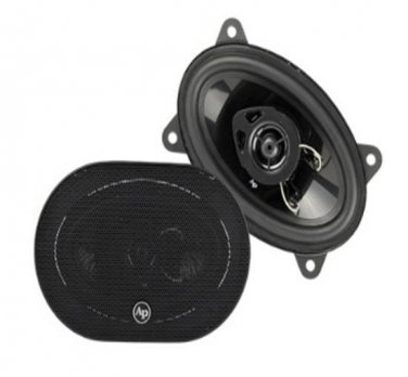 "Audiopipe CSL-4602 75W 4x6"" 2-Way CSL Series Coaxial Car Speakers"
