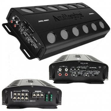Audiopipe APCL-2004  2000W Consumer Line Series 4-Channel Class AB Amplifier