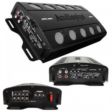 Audiopipe APCL-1004 1000W Consumer Line Series 4-Channel Class AB Amplifier
