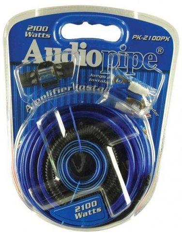 Audiopipe PK-2100PX 4 Gauge 2100W Amplifier Installation Kit