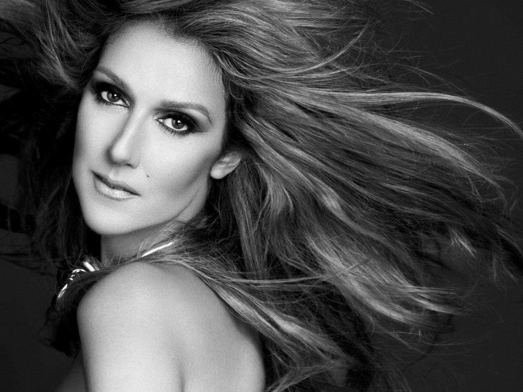 Celine Dion Music Star Art 32x24 Poster Decor