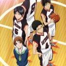 Kuroko No Basketball Anime Art 32x24 Poster Decor