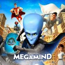 Megamind Movie Art 32x24 Poster Decor