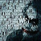 Joker Batman Arkham Origins Art 32x24 Poster Decor