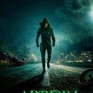 Arrow TV Show Art 32x24 Poster Decor