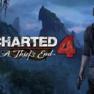Uncharted 4 Game Art 32x24 Poster Decor