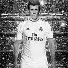 Gareth Bale Football Star Art 32x24 Poster Decor