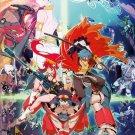 Tengen Toppa Anime Art 32x24 Poster Decor