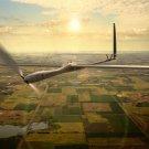 Titan Aerospace Drone Art 32x24 Poster Decor