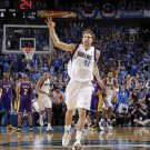 Dirk Nowitzki Basketball Star Art 32x24 Poster Decor