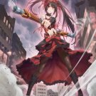 Date A Live Anime Art 32x24 Poster Decor