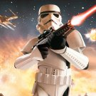 Star Wars Stormtrooper Art 32x24 Poster Decor
