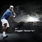 Roger Federer Tennis Players Art 32x24 Poster Decor