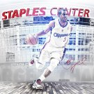 Chris Paul Basketball Star Art 32x24 Poster Decor