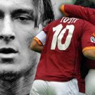 Francesco Totti Football Star Art 32x24 Poster Decor