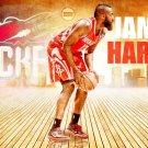 James Harden Basketball Star Art 32x24 Poster Decor