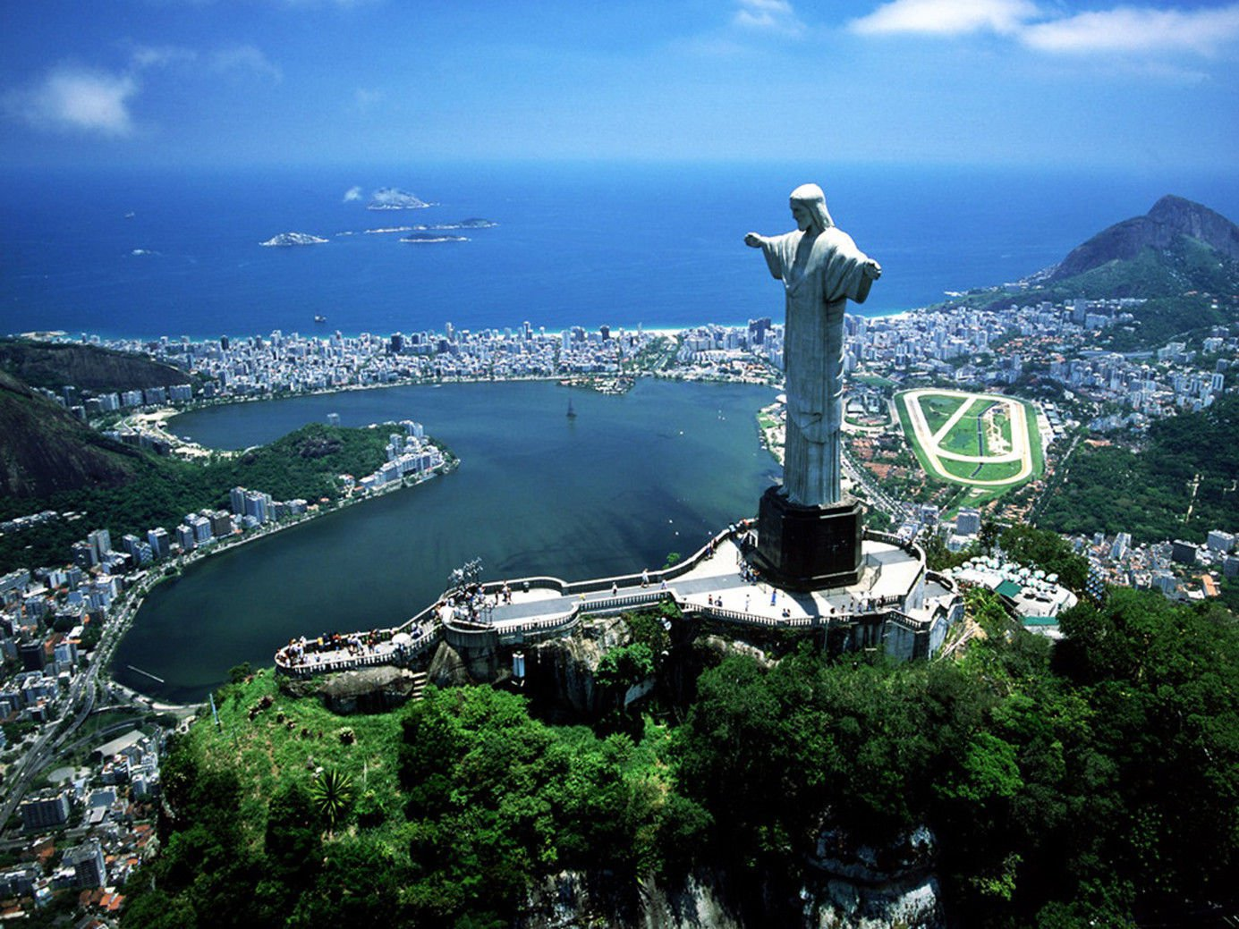 place attachment rio de janeiro Rio de janeiro became an attractive place for companies to locate when it was the capital of brazil, as important sectors of society and of the government were.