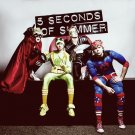 5SOS 5 Seconds Of Summer Boy Group Art 32x24 Poster Decor