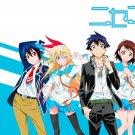 Nisekoi Anime Art 32x24 Poster Decor