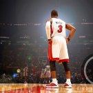 Dwyane Wade Basketball Star Art 32x24 Poster Decor
