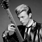 David Bowie Rock Music Star Art 32x24 Poster Decor