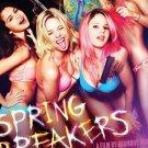 Spring Breakers Movie Art 32x24 Poster Decor