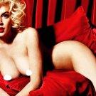 Marilyn Monroe Tattoo Graffiti Art 32x24 Poster Decor