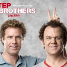 Step Brothers Movie Art 32x24 Poster Decor