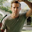 Ryan Reynolds Actor Star Art 32x24 Poster Decor