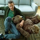 Ryan Reynolds Actor Star Art 32x24 Poster Decor