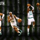 Paul Pierce Basketball Star Art 32x24 Poster Decor