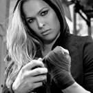 Ronda Rousey Fighter Champion Art 32x24 Poster Decor