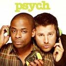 Psych TV Show Art 32x24 Poster Decor